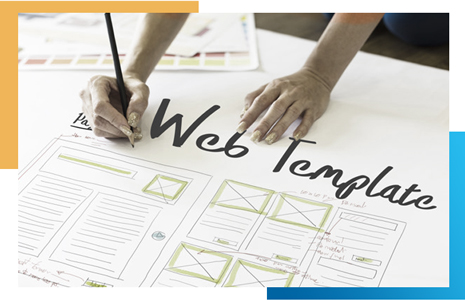 Charte graphique site internet webdesign tunisie freelance